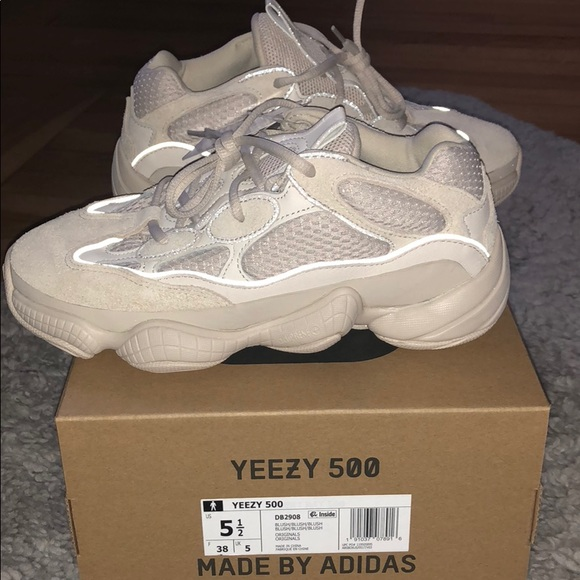 online store 5cc52 142e3 Yeezy 500 NWT